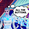 Good ol' Mr. Tusks: [TRON] - all the buttons.