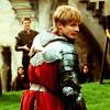 Heather: Merlin - Cocky Arthur
