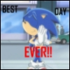 Sonic Best day ever