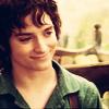 frodo smile hah