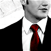 dynamite with a laser beam: Ianto red tie