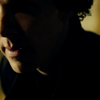 Sherlock mouth