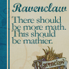 Ravenclaw maths