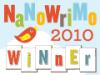 NaNo 2010 winner