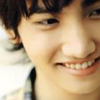 changmin; your smile brightens my day