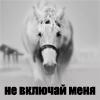 не включай коня ;)