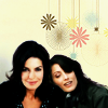 stacy warner & lisa cuddy