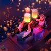 Flynn Rapunzel Boot