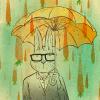 морковный дождь