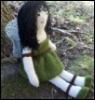 Knit fairy