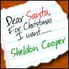 Holidays - Santa letter