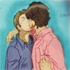 Callisto: J2 drawing kiss