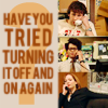 It Crowd Off On