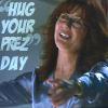 astreamofstars: hug your prez day