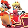 Mario - Peach & Daisy MKDD