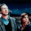 Lupin/Tonks DH1 Anxious