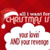 Christmas--BAD ROMANCE!
