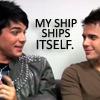 Nicole: Kradam ships itself