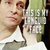 Holmes / This is my languid face