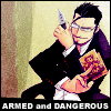 FMA Maes Armed & Dangerous
