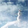 Снеговик и свобода
