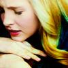 Katie: Caroline hug