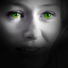 LOTR Eowyn clean green eyes by mark_pier