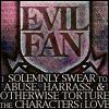 evil fan