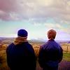 Colin and Bradley!