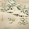brutti_ma_buoni: Japanese snow print