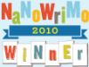 NaNo 2010 Win