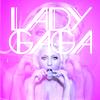 Whit: lady gaga >> purple