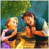 メリッサ: Tangled-Rapunzel/Flynn-YAY