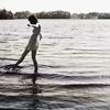 гулять по воде