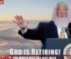 god is ret
