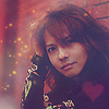 hyde being cute