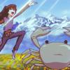 Crabby featuring Watarigani