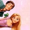 Disney ☰ Flynn & Rapunzel