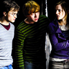 [Harry Potter] Golden Trio