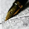 Book & Pen - 'Love, Loved, Loving'