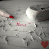 Paper + Pencil & Eraser - 'You ♥'