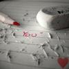 Paper + Pencil & Eraser - 'You ♥'