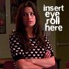 Rachel is pissed