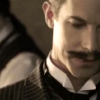 clwilson2006: SAN Teslas Mustache