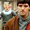 Merlin/Arthur: Don't Walk Away!