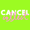 cancelcollect - graphics by zarajade123