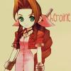The Flower Girl: Aerith