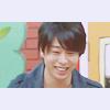 Arashi ☂ Sho giggles