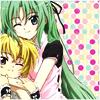 Nakuru: Higurashi - Shion&Satoko - Hug