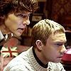 Sherlock/John & Sherlock computer